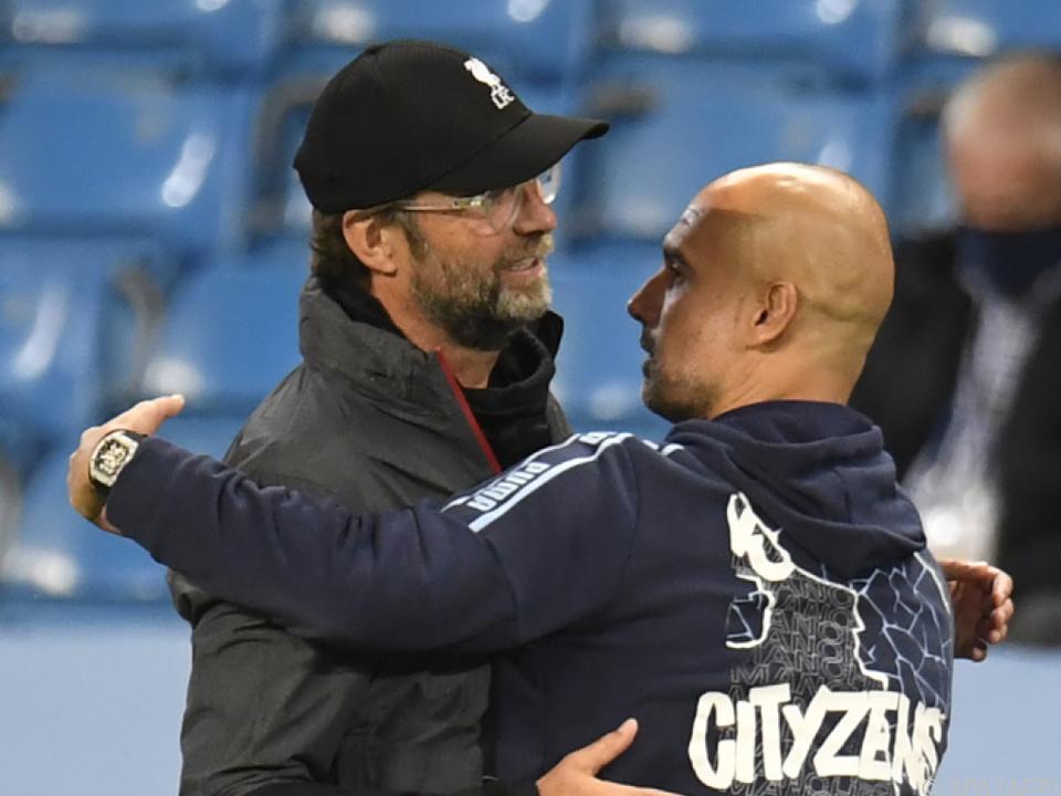 Guardiola muss das Duell mit Klopp gewinnen