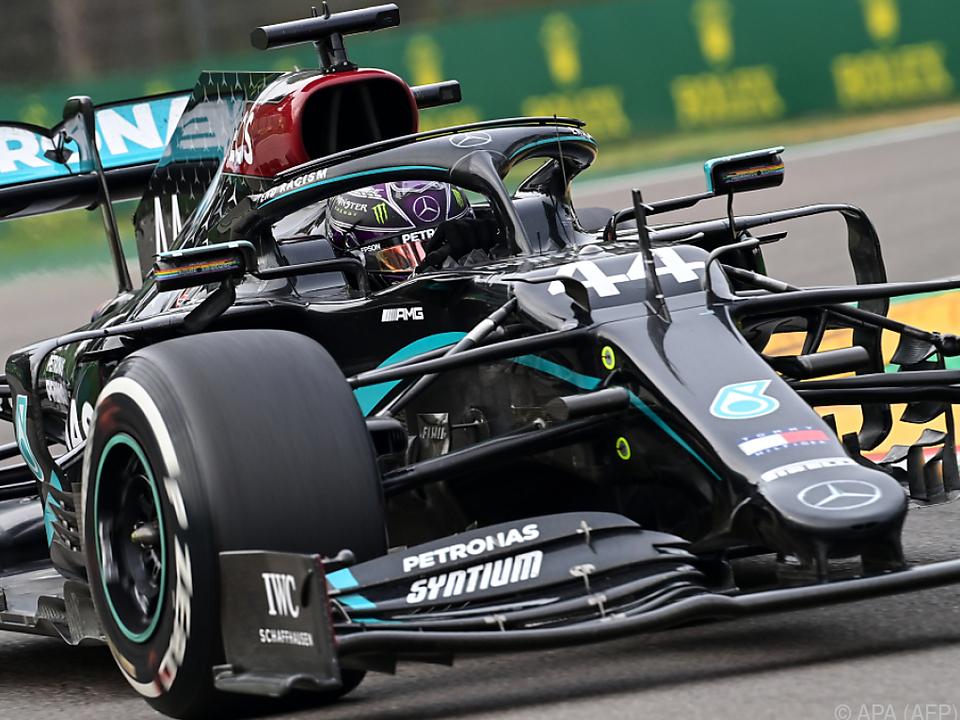 Hamilton ist weiterhin nicht zu stoppen