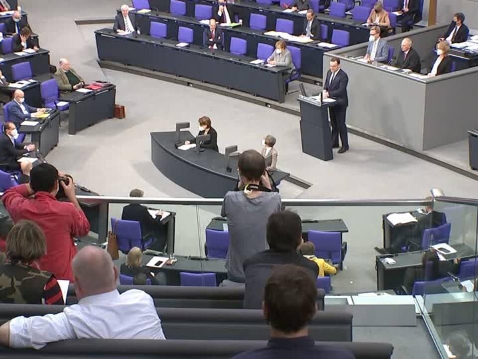 Webcam Bundestag