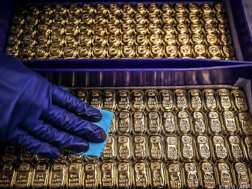 Heftiger Schlag für den Goldpreis