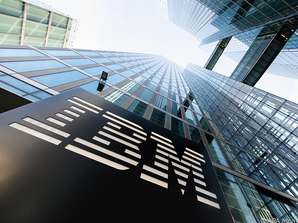 IBM setzt seinen Mitarbeiterabbau in großem Stil fort