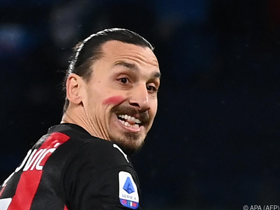 Ibrahimovic vor Comeback im schwedischen Team?