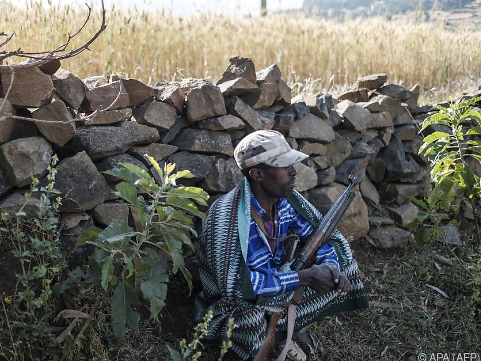 In Äthiopien droht ein Bürgerkrieg zu entstehen