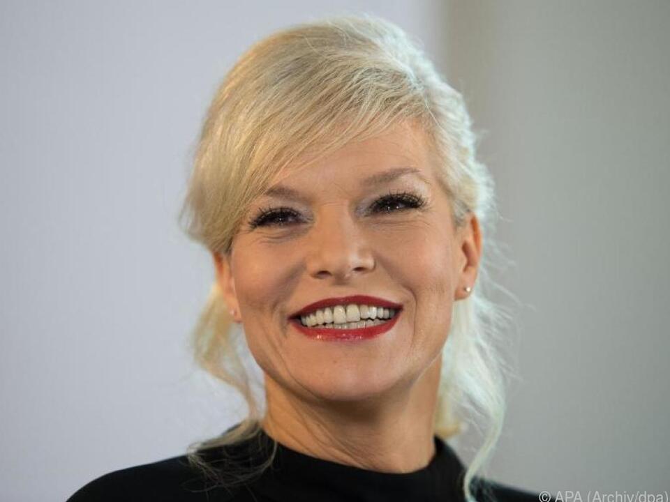 Ina Müller schaut gerne englische Comedy-Programme