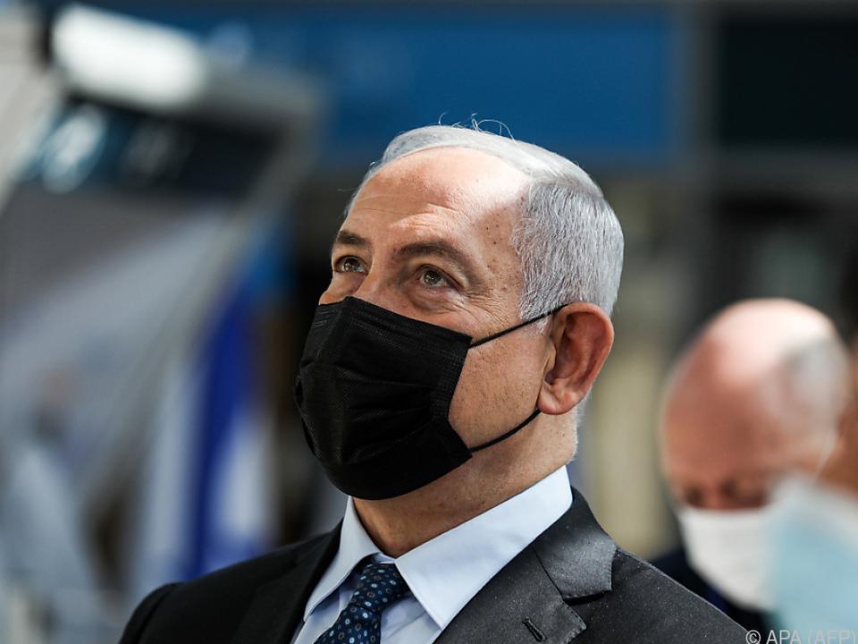 Israels Premier traf saudischen Kronprinzen