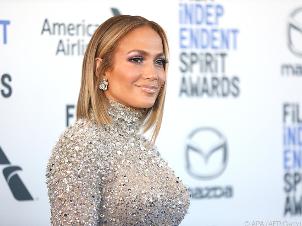 Jennifer Lopez wurde als \
