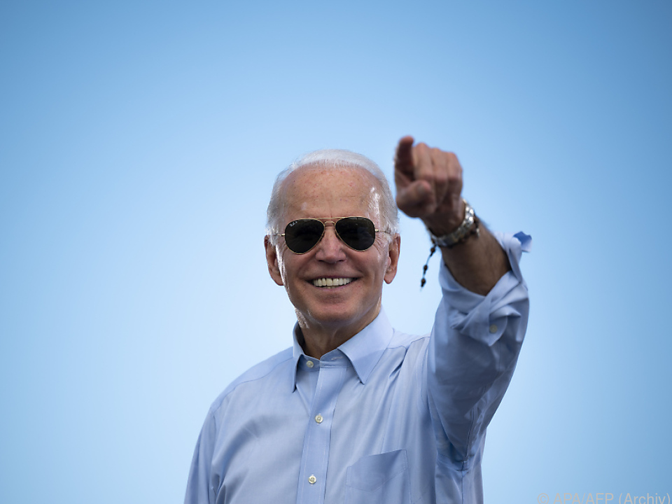 Joe Biden will das Land \