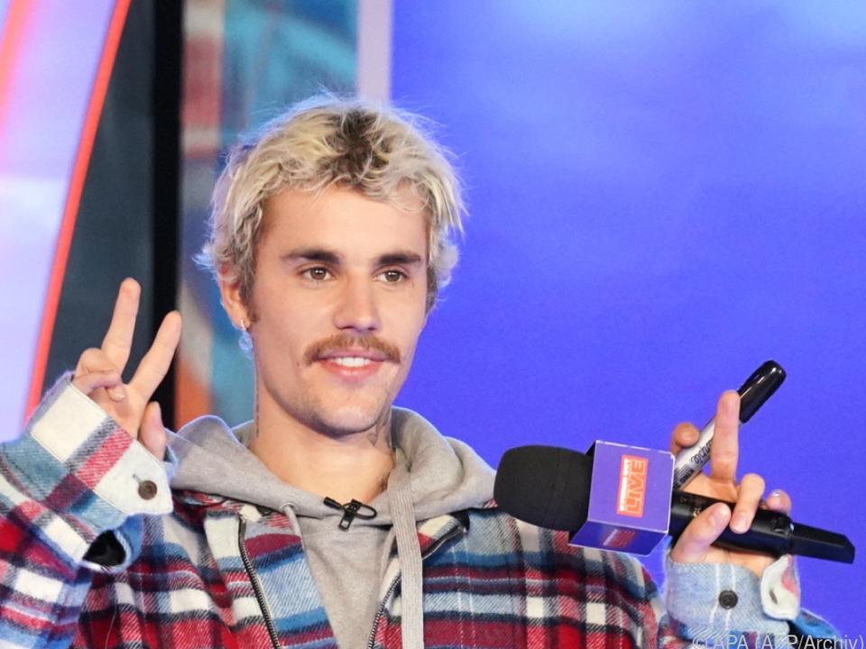 Justin Bieber auf modischen Abwegen