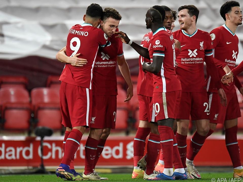 Klare Sieg für den FC Liverpool