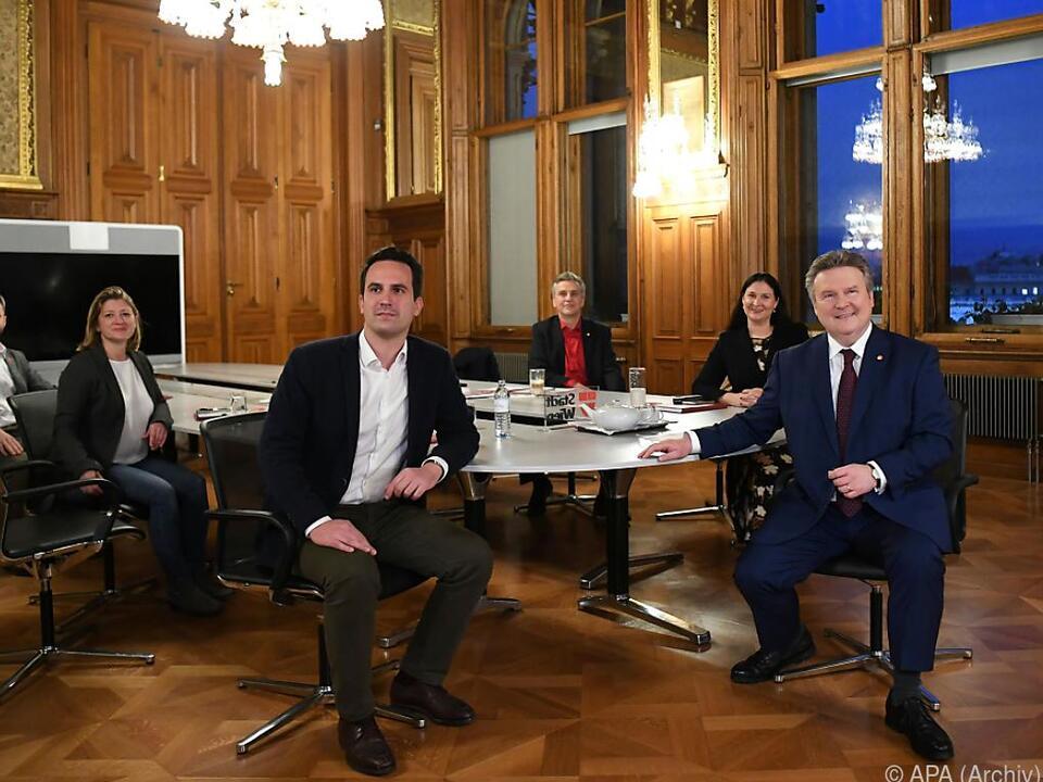 Koalitionsverhandlungen sollen nächste Woche beendet sein
