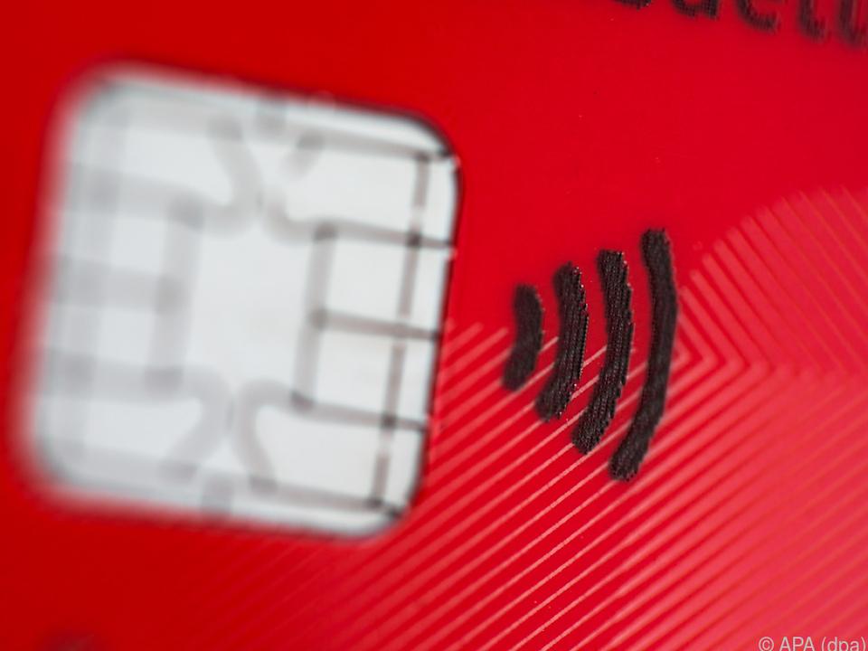 Kontaktlose Kartenzahlung wird immer beliebter