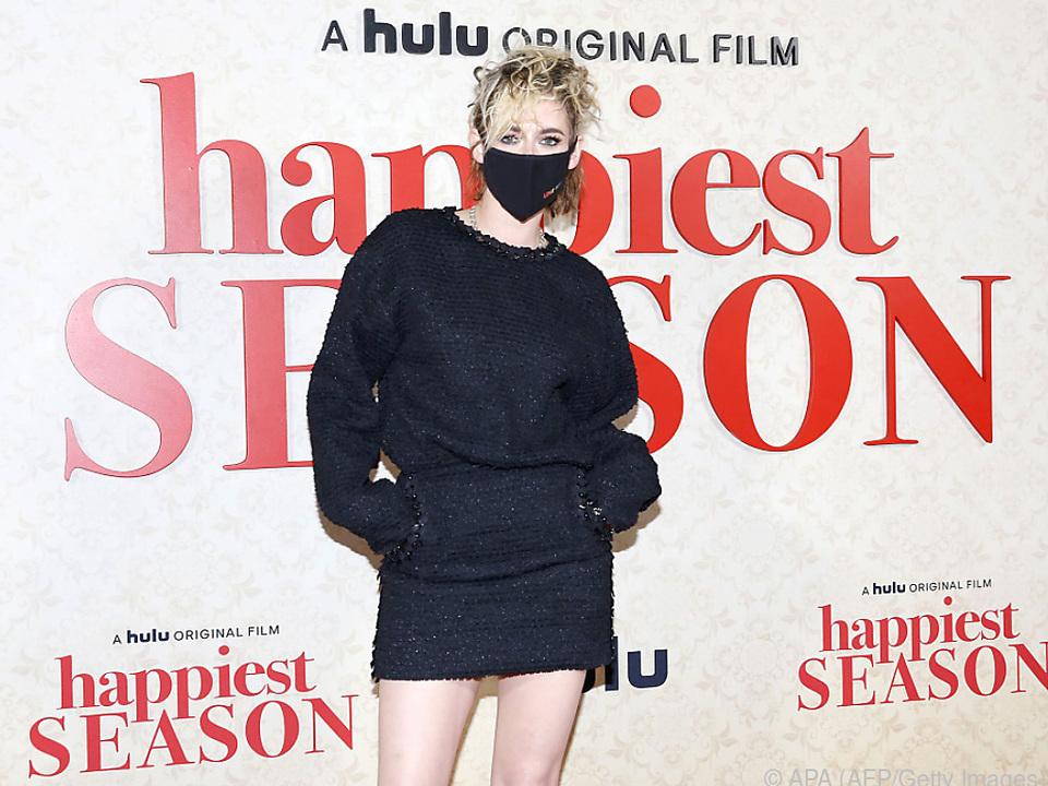 Kristen Stewart ist auch privat mit einer Frau zusammen
