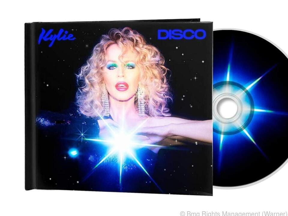 Kylie lässt nostalgisch den Discosound wieder aufleben
