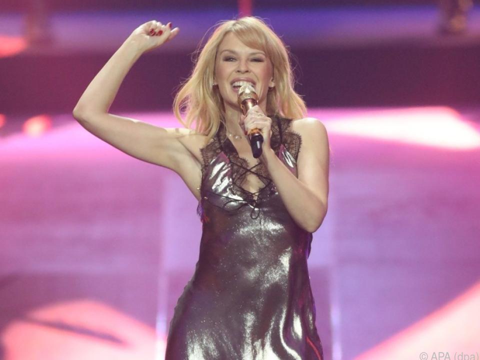 Kylie Minogue lässt mit neuer Platte das Discofieber steigen