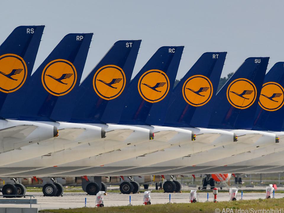 Lufthansa behielt Weihnachtsgeld ein