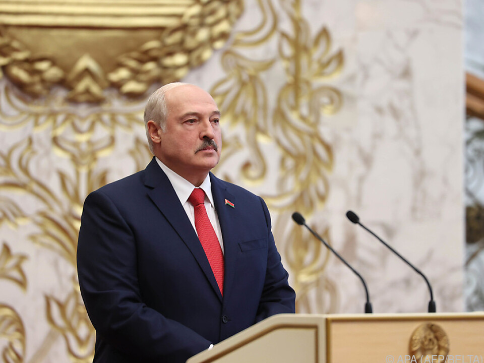 Lukaschenko gilt als \