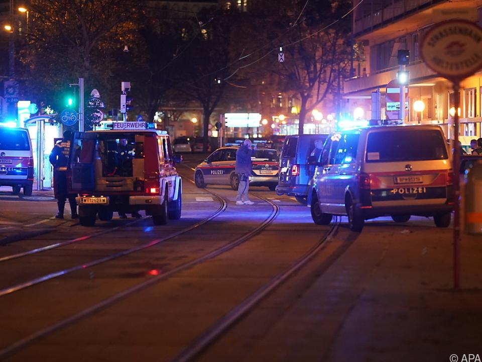 Mehrere Menschen wurden verletzt