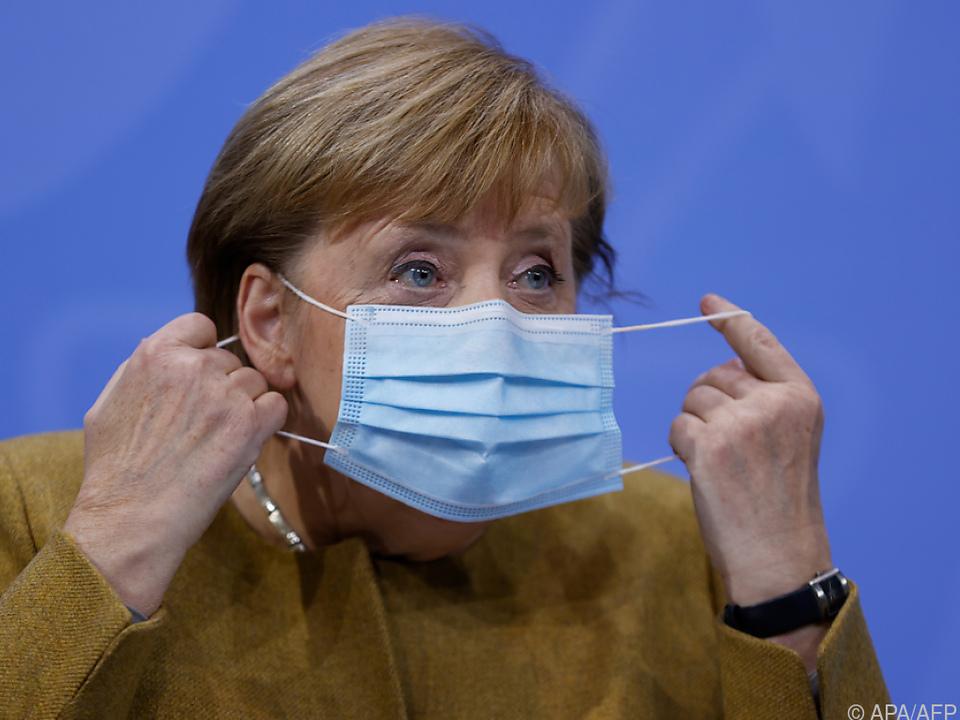 Merkel sieht bisher nur Teilerfolg