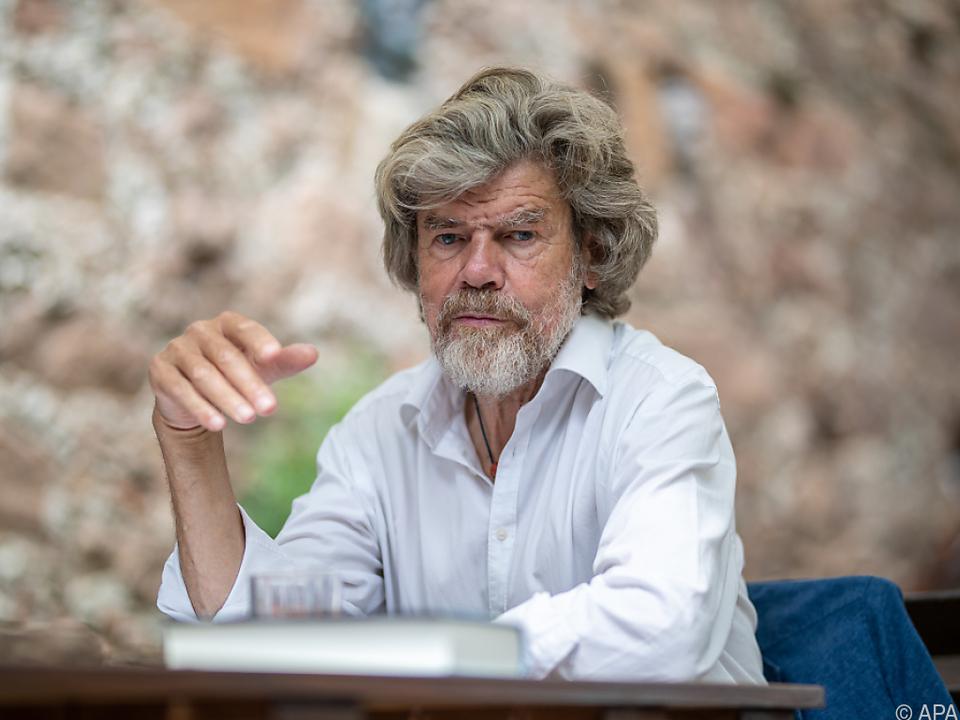 Messner lebt aktuell das Leben eines Pensionisten