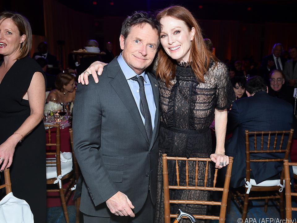 Michael J. Fox kämpft schon lange mit Gesundheit