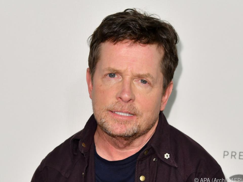 Michael J. Fox leidet seit 1991 an Parkinson