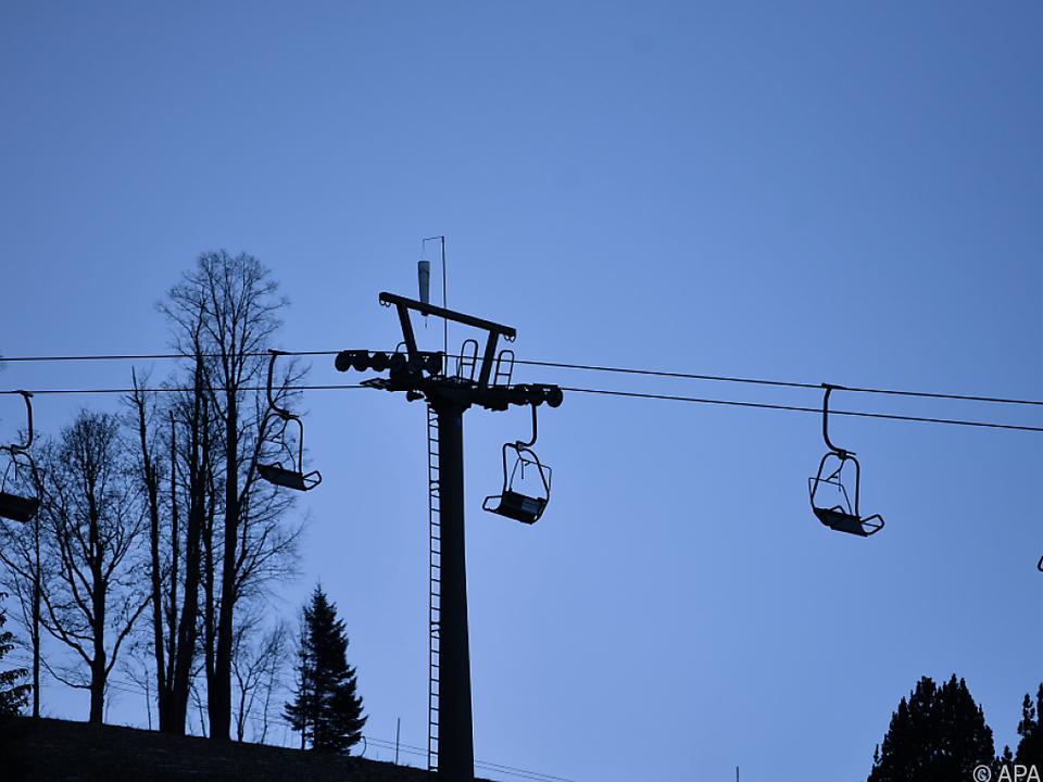 Mitteleuropas neuer Zankapfel Wintertourismus