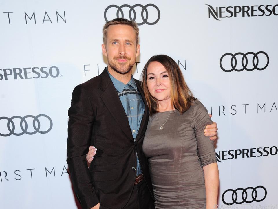 Mutter Donna schenkte Ryan Gosling 1980 das Leben