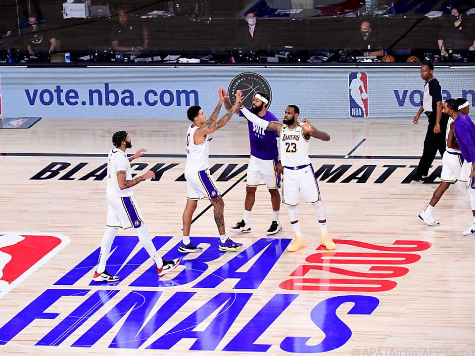 NBA-Finals könnten vor Olympia zu Ende sein