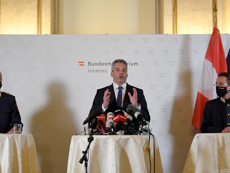 Neue Erkenntnisse nach dem Anschlag in Wien