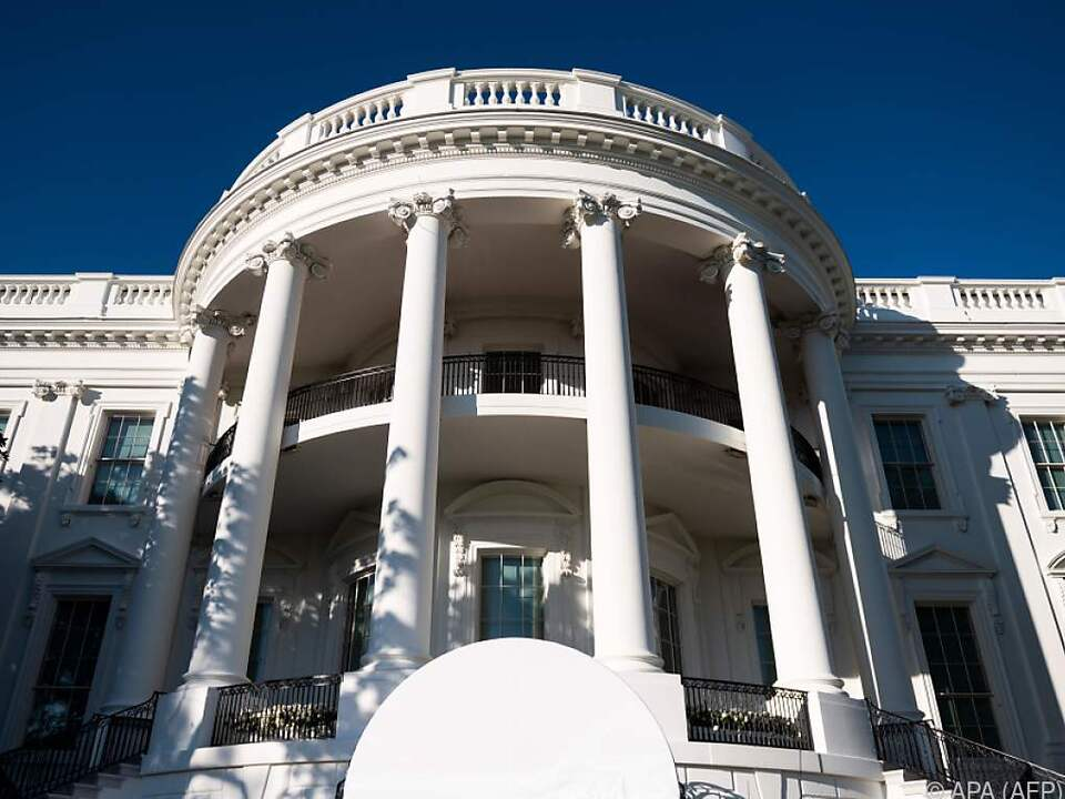 Noch residiert Donald Trump im Weißen Haus