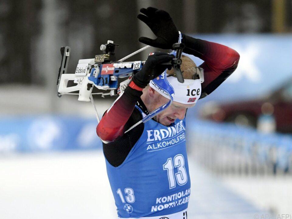Norweger Bö schließt an vergangene Saison an