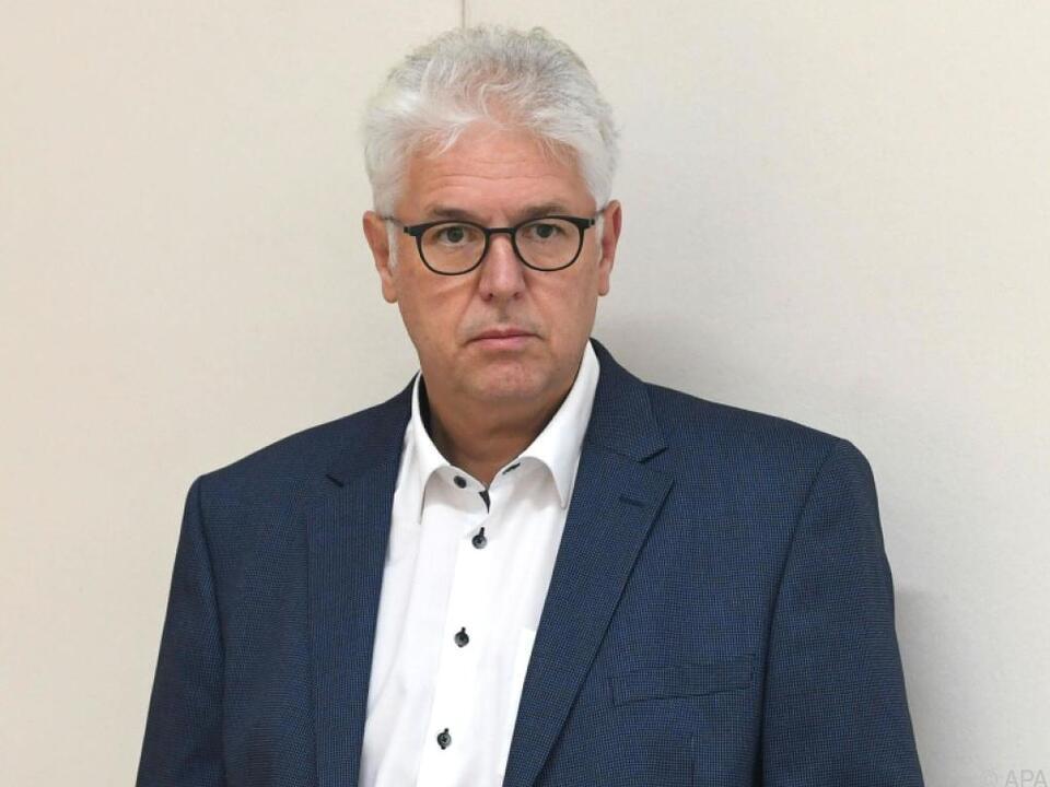 ÖGK-Obmann Andreas Huss