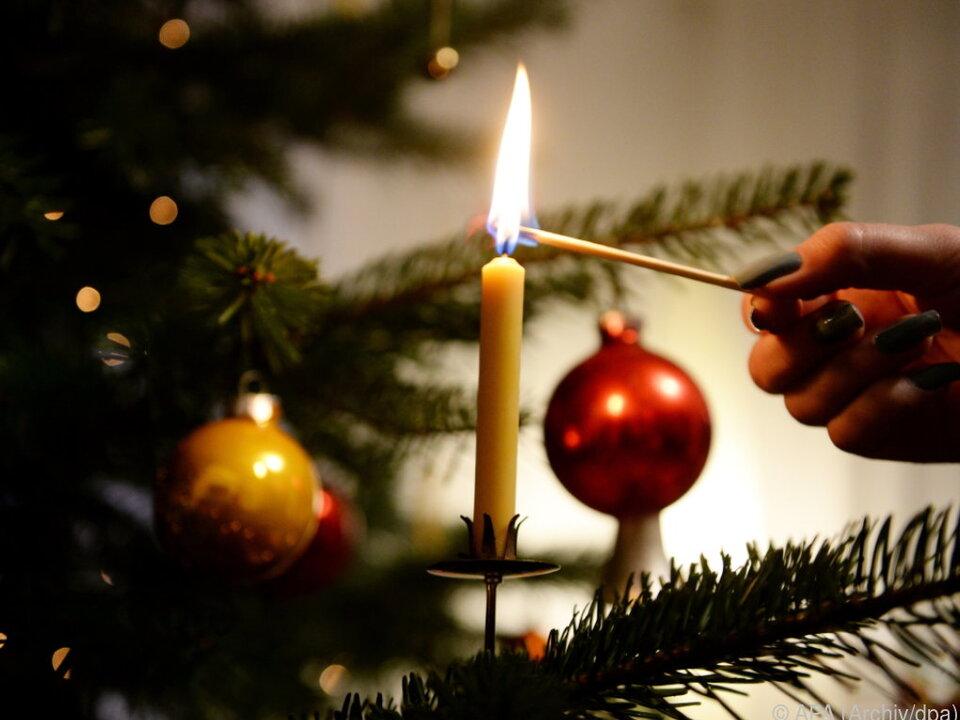Österreicher wollen sich Weihnachten nicht verderben lassen