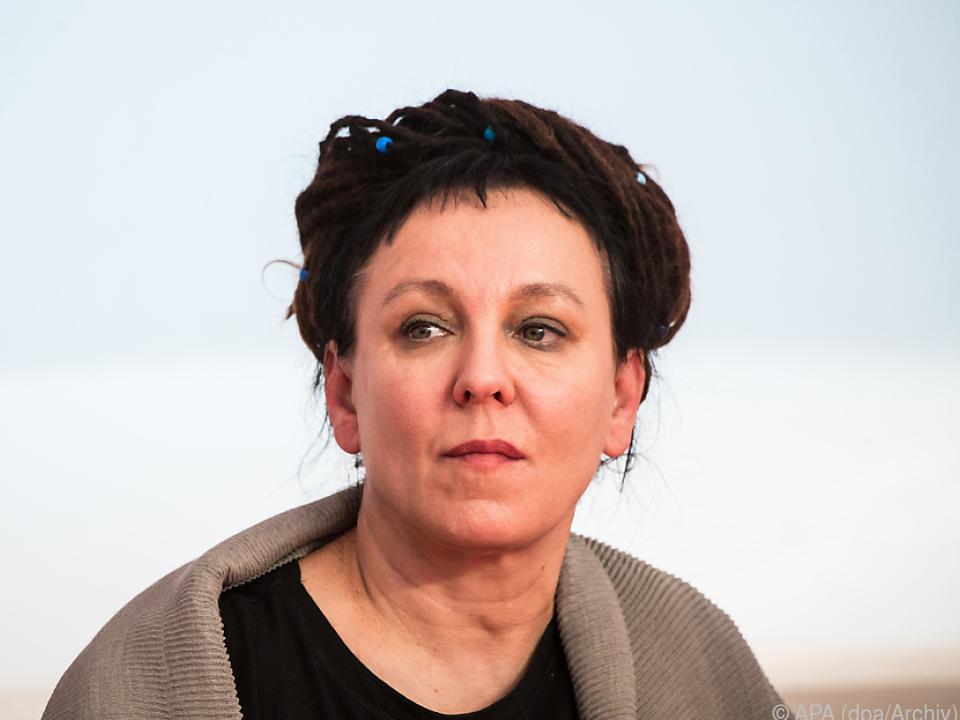 Olga Tokarczuk nutzte die Coronakrise
