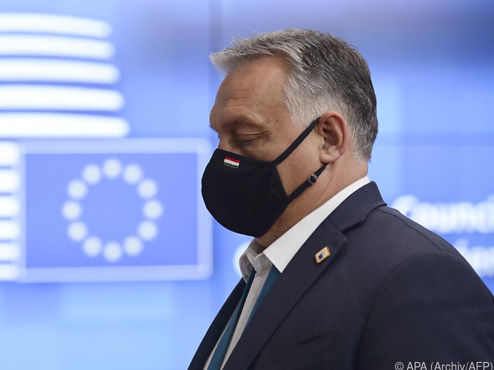 Orban sieht mehrere Optionen
