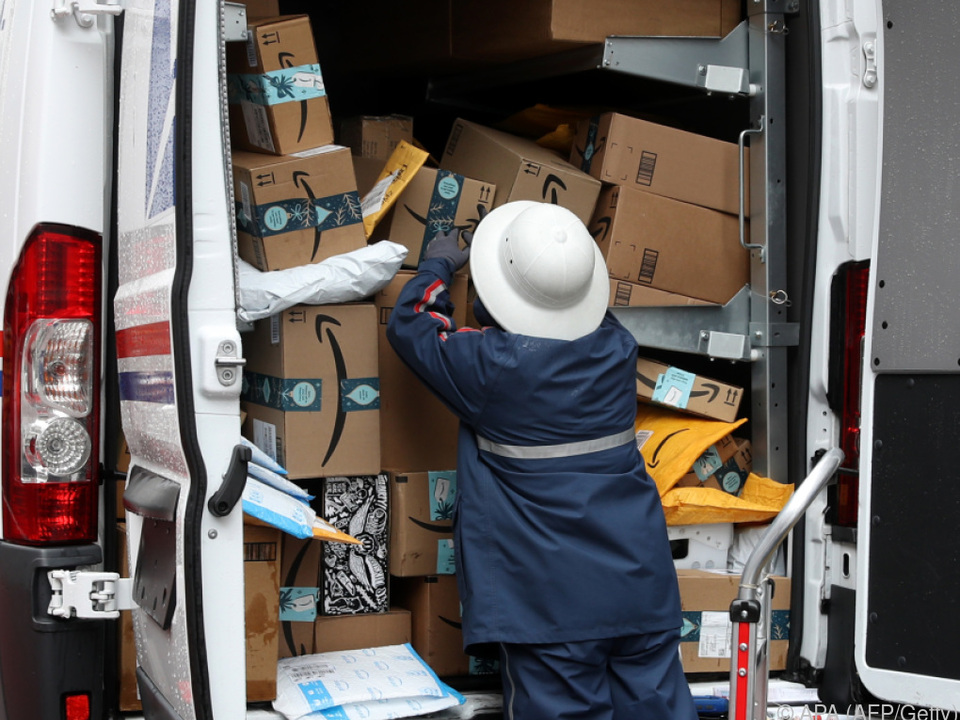 Paketlieferanten haben in den kommenden Tagen noch mehr zu tun