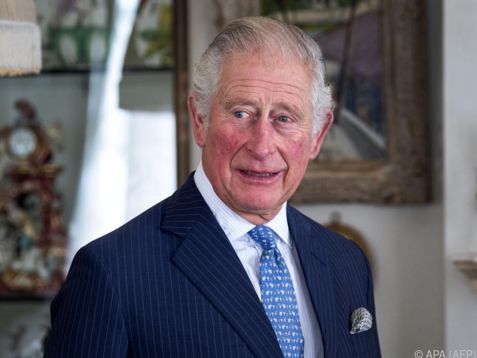 Prinz Charles überstand seine Corona-Erkrankung