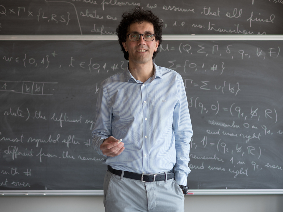 Prof.Diego Calvanese