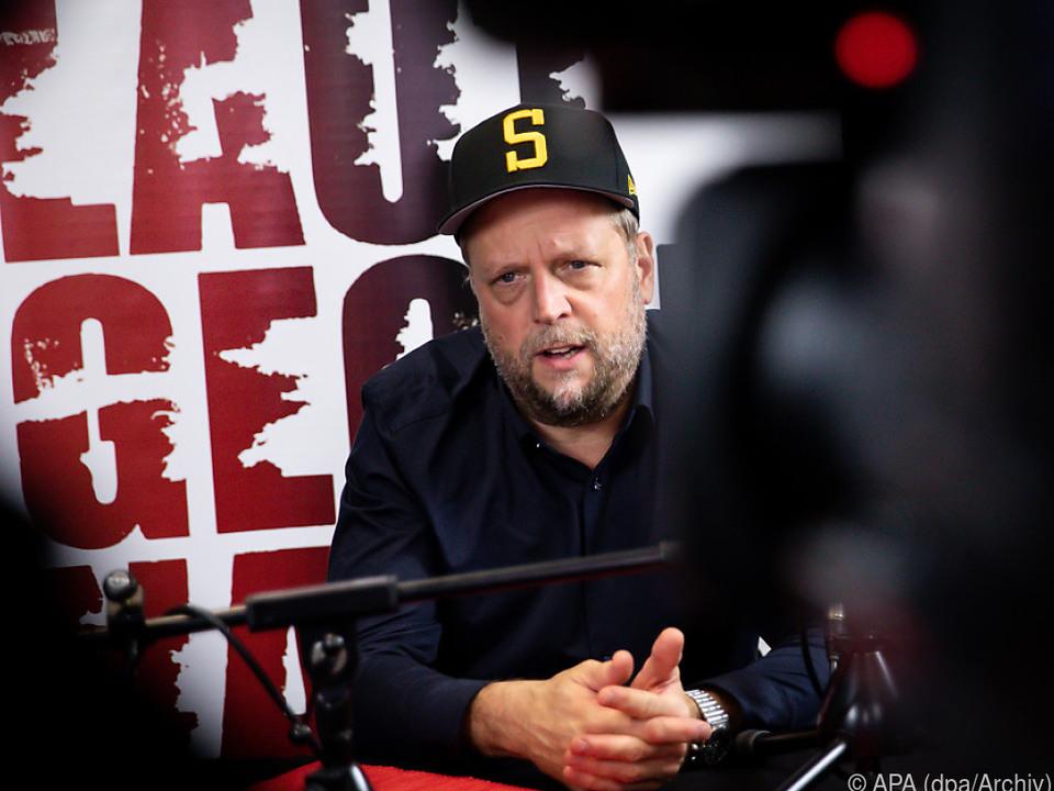 Rapper Smudo alias Michael Bernd Schmidt