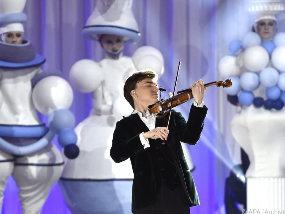 Revich widmet Konzert den Opfern des Anschlags von Wien