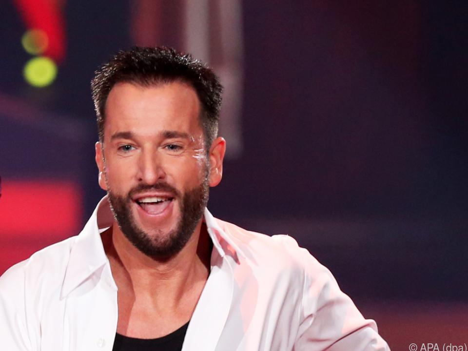 Sänger Michael Wendler erneuerte seine Kritik