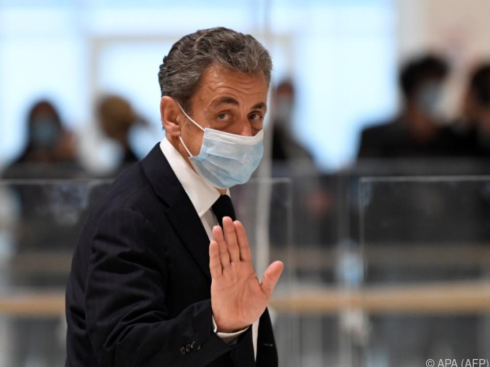Sarkozy vor Gericht