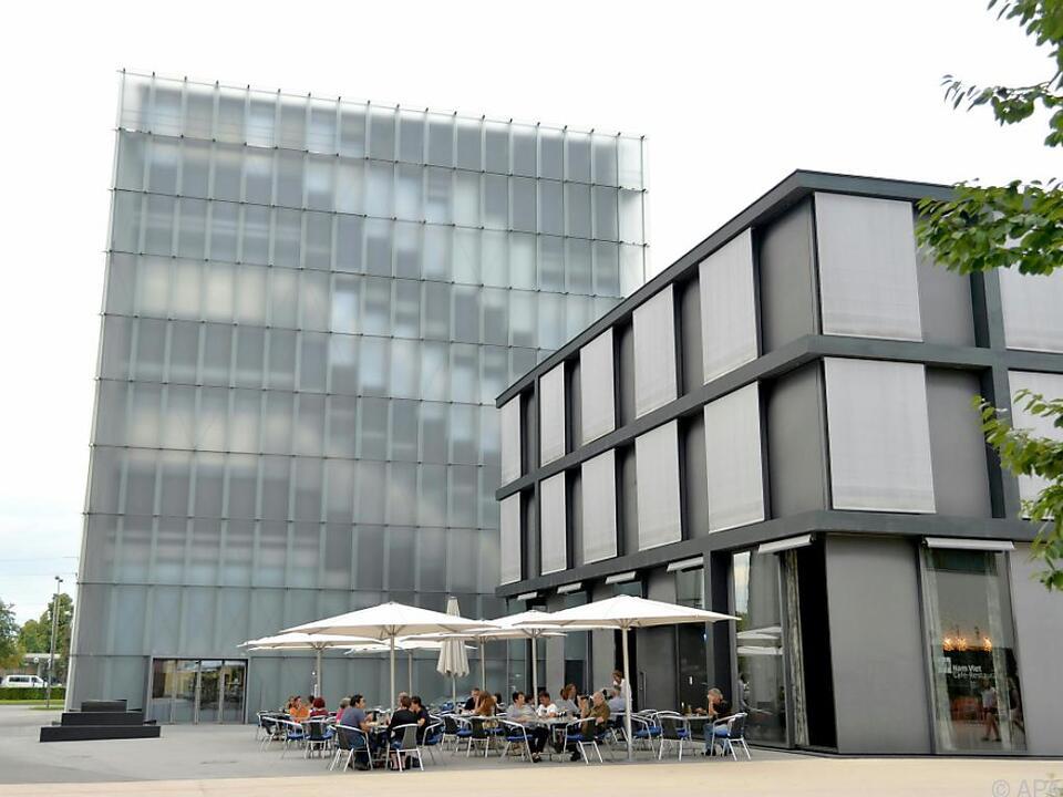 Kunsthaus Bregenz auf Archivbild aus dem Jahr 2014
