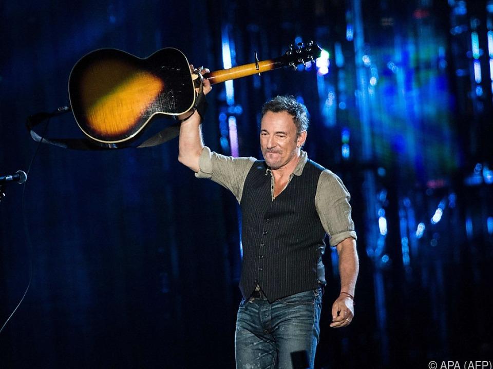 Springsteen erlaubte Biden unter anderem seine Musik zu verwenden