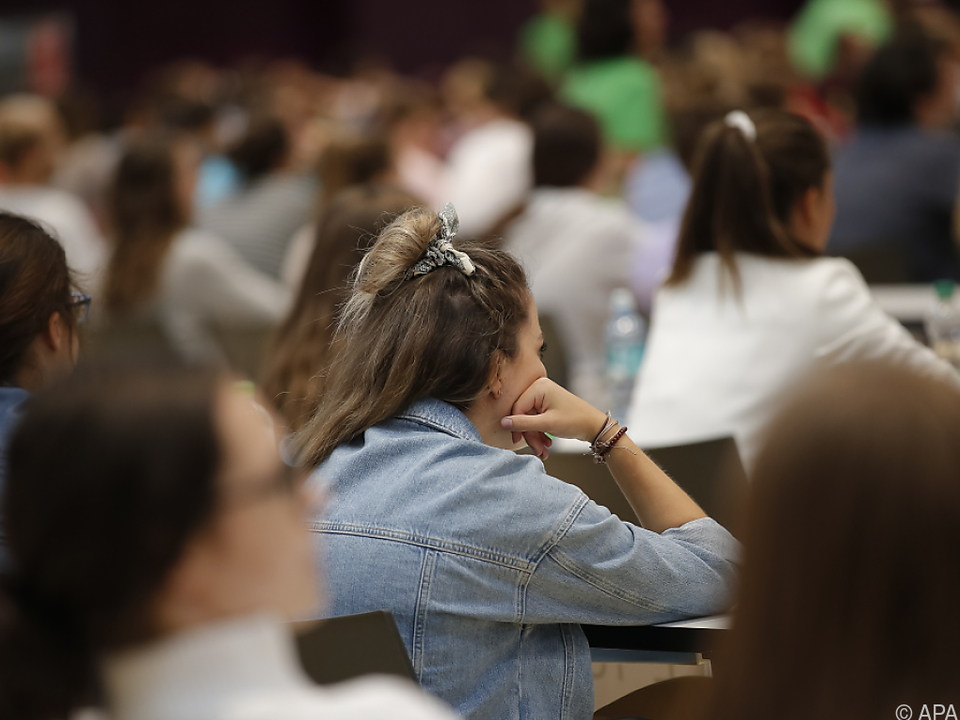 Stimmt die Anzahl der ECTS nicht, droht Aus für Studienrichtung