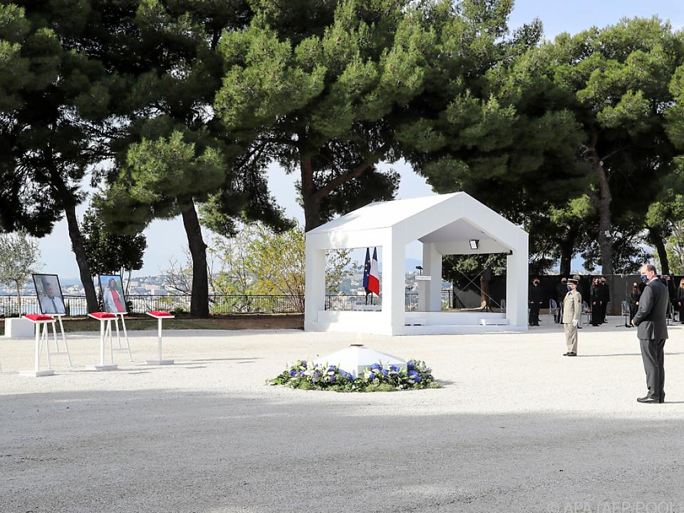 Trauerfeier in Nizza