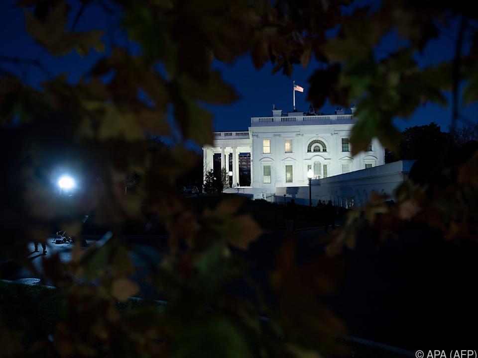 Trump gibt den Kampf ums Weiße Haus weiterhin nicht auf