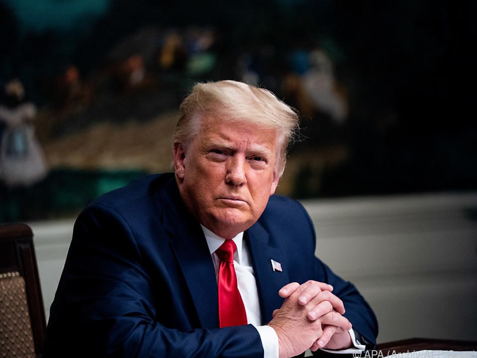 Trump hofft auf Weg zum Sieg