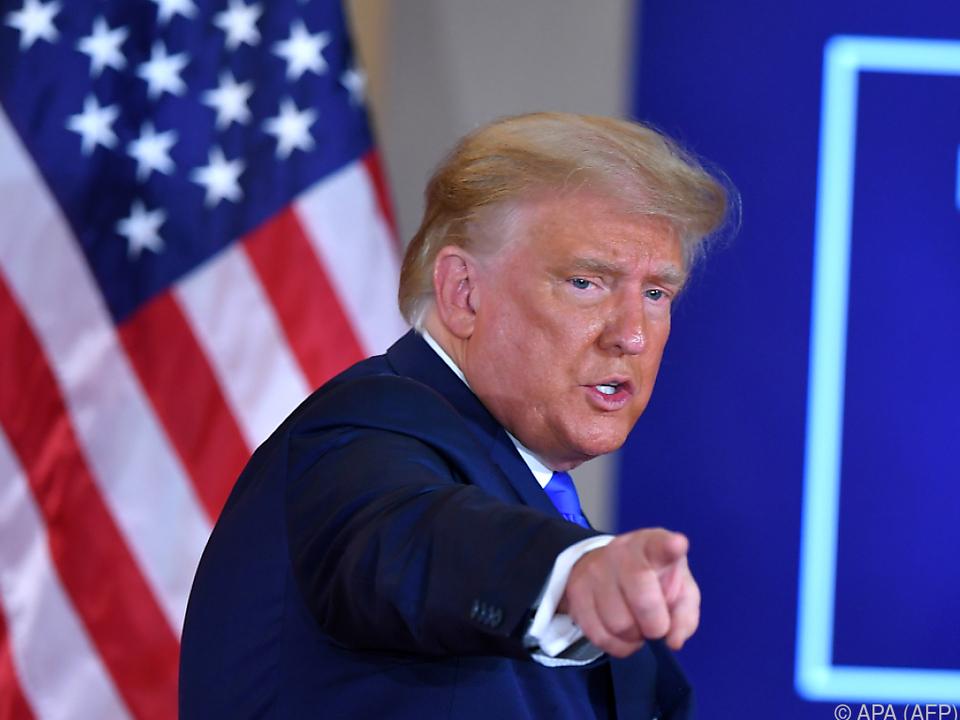 Trump will China wegen Corona zur Rechenschaft ziehen
