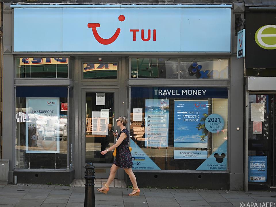 TUI schließt nicht aus, Vermögenswerte zu veräußern